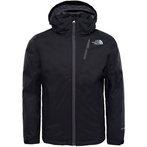 The North Face Youth Snowquest Plus Jacket (SALE ITEM - 2018)