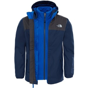 The North Face Boy's Elden Rain Triclimate Jacket (SALE ITEM - 2017)