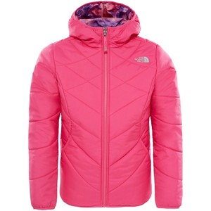 The North Face Girls' Reversible Perrito Jacket (SALE ITEM - 2017)