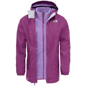 The North Face Girl's Eliana Rain Triclimate