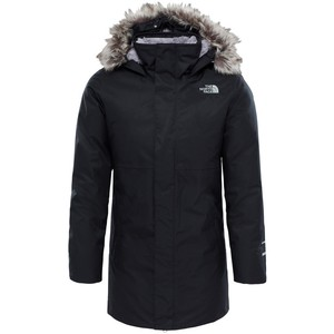 The North Face Girl's Arctic Swirl Down Jacket