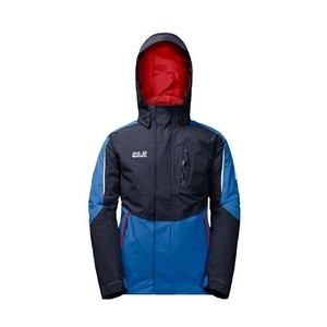 Jack Wolfskin Kid's Crosswind 3-in-1 Jacket (SALE ITEM - 2017)