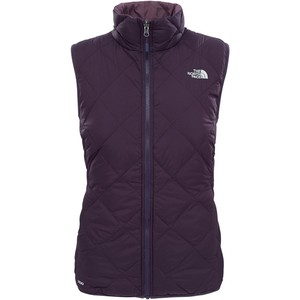 The North Face Women's Peak Frontier Zip-In Reversible Down Vest