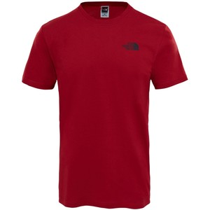 The North Face Men's S/S Red Box Tee (SALE ITEM - 2018)