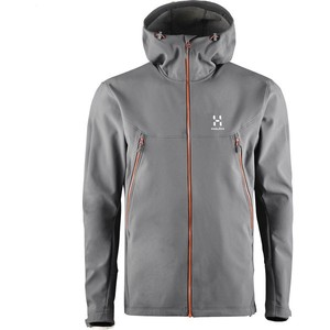 Haglofs Men's Gecko Hood Jacket (SALE ITEM - 2017)
