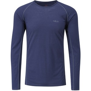 Rab Men's Merino+ 120 Long Sleeve Tee