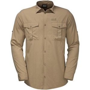 Jack Wolfskin Men's Atacama Roll-Up Shirt