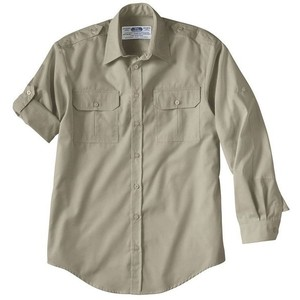 Tilley Men's WF32 Urban Safari Bush Shirt L/S