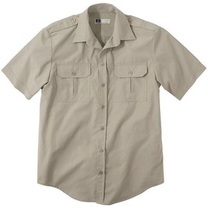 Tilley Men's WF33 Urban Safari Bush Shirt S/S