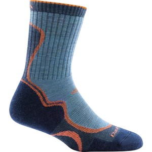 Darn Tough Women's Light Hiker Micro Crew Light Cushion Sock