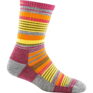 Darn Tough Women's Sierra Stripe Micro Crew Light Cushion Sock