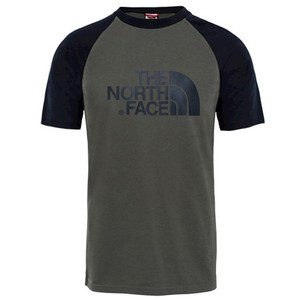 The North Face Men's S/S Raglan Easy T-Shirt