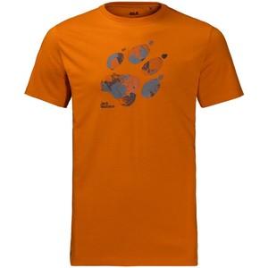 Jack Wolfskin Men's Marble Paw T-Shirt