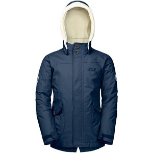 Jack Wolfskin Girls Great Bear Jacket
