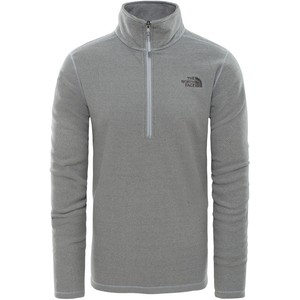 The North Face Men's Texture Cap Rock 1/2 Zip Fleece