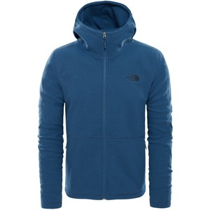 The North Face Men's Texture Cap Rock Full-Zip Hoodie (SALE ITEM - 2018)