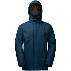 Jack Wolfskin Men's Iceland 3 in 1  Jacket (SALE ITEM - 2018)
