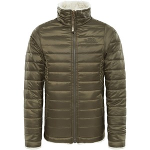 The North Face Girl's Reversible Mossbud Swirl Jacket (SALE ITEM - 2018)