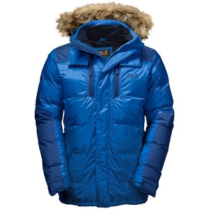 Jack Wolfskin Men's The Cook Parka (SALE ITEM - 2018)