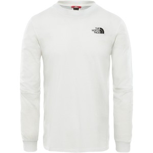 The North Face Men's L/S Simple Dome T-Shirt