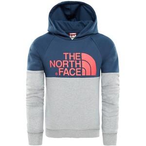 The North Face Youth Drew Peak Raglan Hoodie