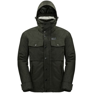 Jack Wolfskin Men's Fraser Canyon Jacket