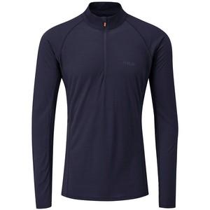 Rab Men's Merino+ 120 Long Sleeve Zip
