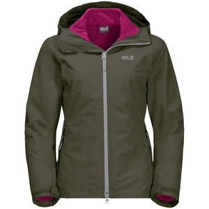 Jack Wolfskin Women's Gotland 3-in-1 Jacket (SALE ITEM - 2019)