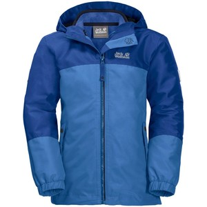 Jack Wolfskin Girl's Iceland 3in1 Jacket