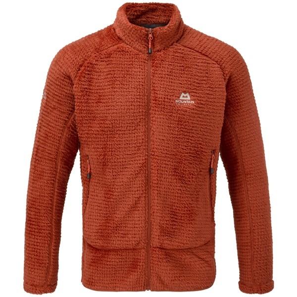 Mountain Equipment Mens Micro Zip Fleece Jacket RRP £65