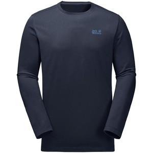 Jack Wolfskin Men's Essential Longsleeve Shirt
