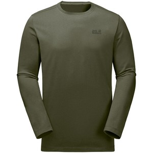 Jack Wolfskin Men's Essential Longsleeve Shirt