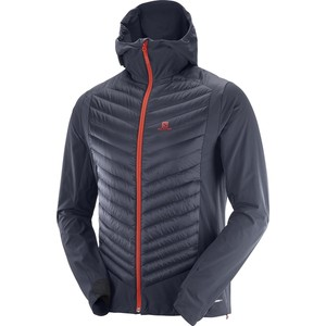 Salomon Men's Haloes Down Hybrid Hoodie