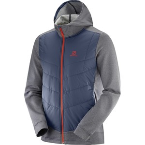 Salomon Men's Pulse Hybrid Hoodie (SALE ITEM - 2018)