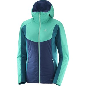 Salomon Women's Drifter Mid Hoodie (SALE ITEM - 2018)
