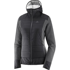 Salomon Women's Right Nice Hybrid Hoodie (SALE ITEM - 2018)