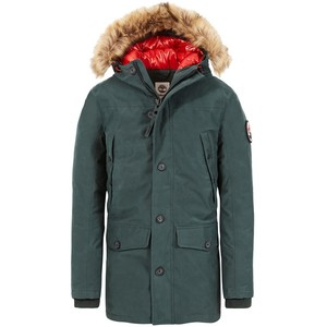 Timberland Men's Scar Ridge  Down Parka