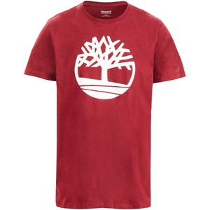 Timberland Men's S/S Kennebec River Brand Regular Tee