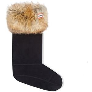 Hunter Original Faux Fur Cuff Boot Socks