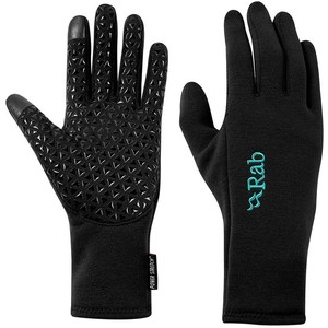 Rab Women's Power Stretch Contact Grip Glove
