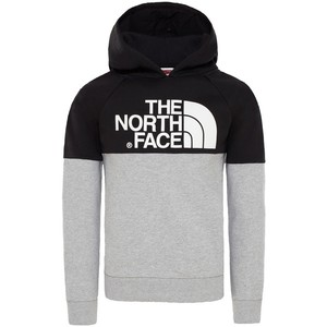 The North Face Youth Drew Peak Raglan Hoodie