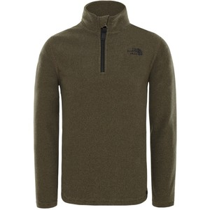 The North Face Youth Glacier 1/4 Zip