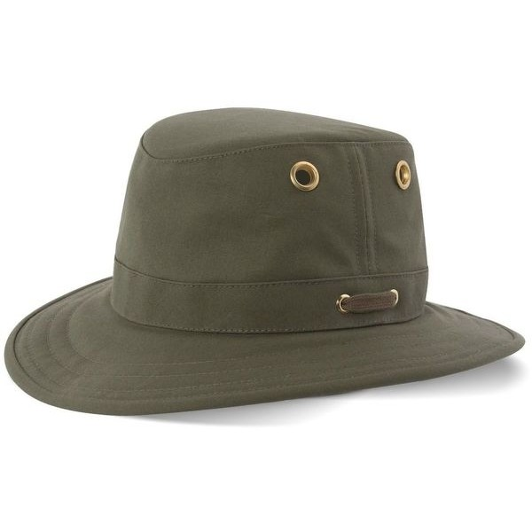 Tilley Hat T5 Medium Curved Brim