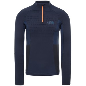 The North Face Men's Sport L/S Zip Neck