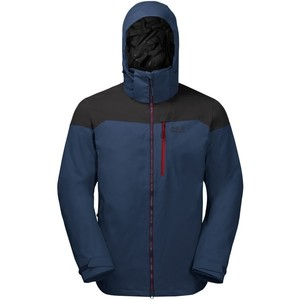 Jack Wolfskin Men's Mount Benson 3-in-1 Jacket