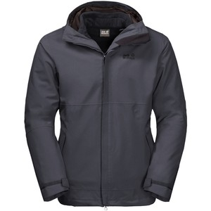 Jack Wolfskin Men's Seeland 3-in-1 Jacket