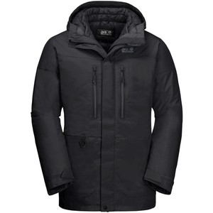 Jack Wolfskin Men's North Ice Parka