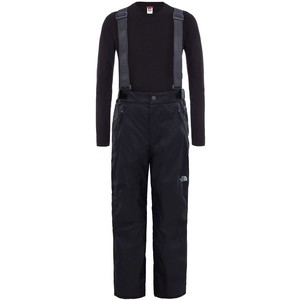 The North Face Youth Snowquest Suspender Plus Ski Pants