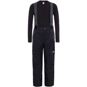 The North Face Youth Snowquest Suspender Plus Ski Pants