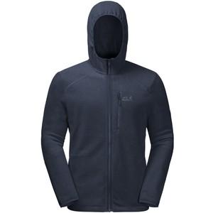Jack Wolfskin Men's Skywind Hooded Jacket